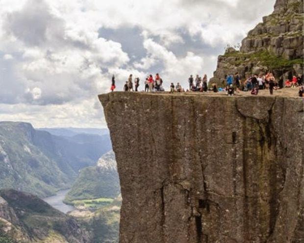 Το πιο επικίνδυνο αξιοθέατο του κόσμου