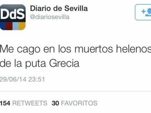 Ισπανική εφημερίδα βρίζει τους Έλληνες μετά το γκολ του Παπασταθόπουλου! (pic)