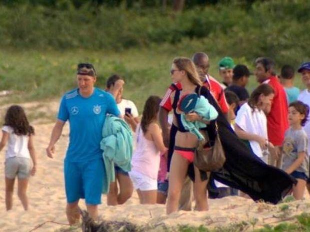 Παγκόσμιο Κύπελλο Ποδοσφαίρου – Ημιτελικοί: Στην παραλία οι Γερμανοί