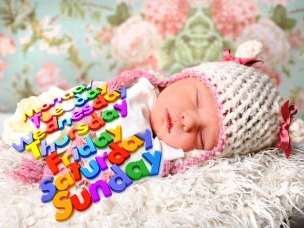 Τι δείχνει για σένα η μέρα που γεννηθήκες;