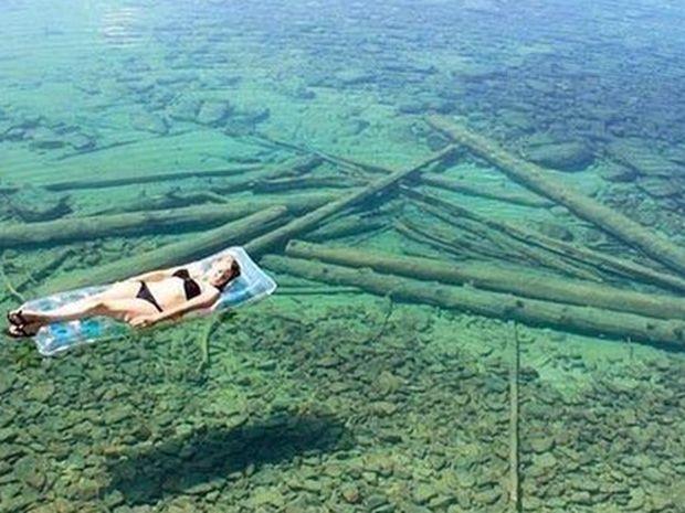 Λίμνη Flathead: Ένα μικρό θαύμα της φύσης!