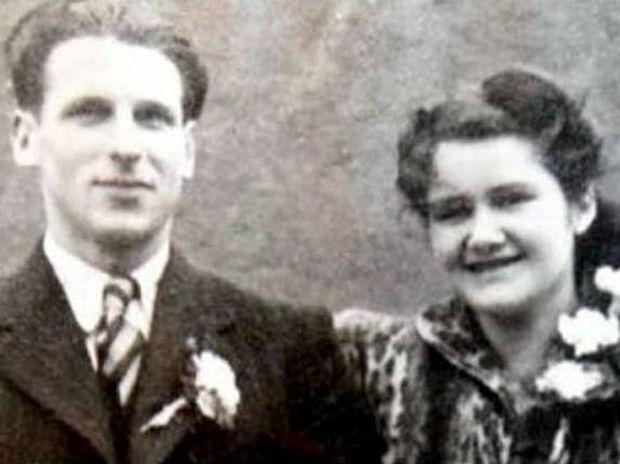 Μαζί και στο θάνατο: Έζησαν μαζί 67 χρόνια και απέκτησαν 140 εγγόνια (pics)