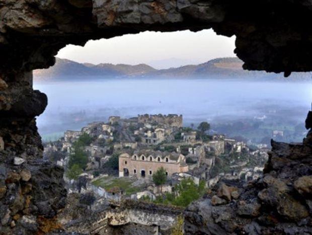 Τουρκία: Δείτε το «χωριό - φάντασμα» που είναι προς ενοικίαση!