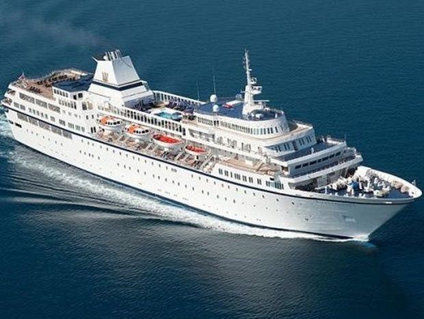 Καταφθάνει στη Θεσσαλονίκη την Τρίτη το «Aegean Odyssey»