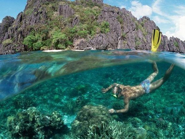 Νησί Παλαουάν στις Φιλιππίνες: Το πιο εξωτικό στον κόσμο!