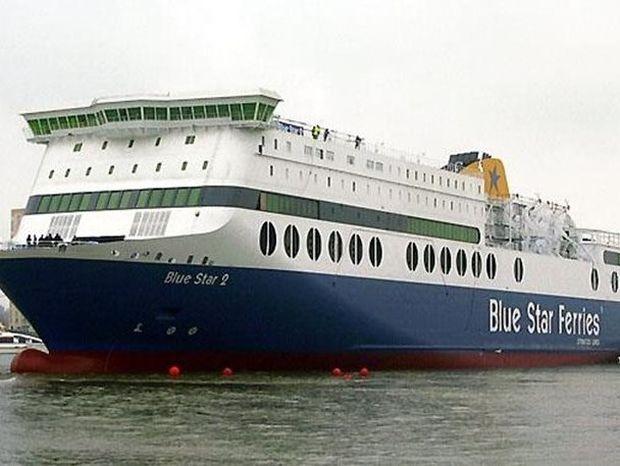 H Blue Star Ferries βραβεύεται με το Silver Award