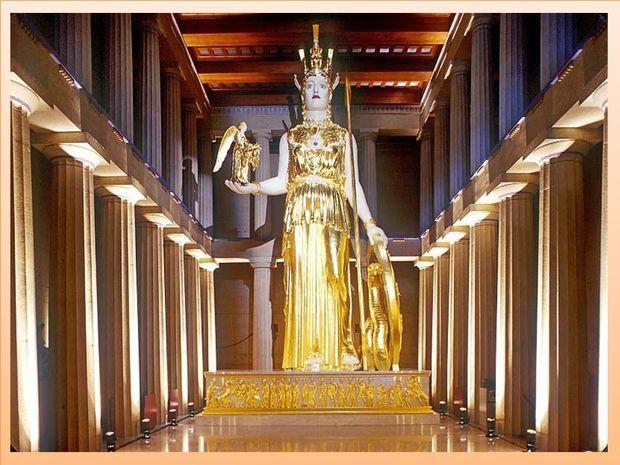 Η γλώσσα του σώματος και τα αρχαία αγάλματα