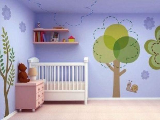 Το παιδικό δωμάτιο, τα χρώματα και η ψυχολογία των παιδιών!