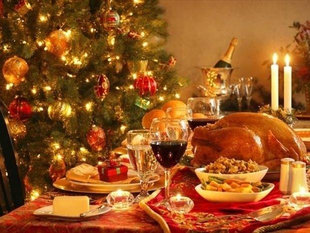 Αναλυτικά οι θερμίδες των Χριστουγεννιάτικων φαγητών