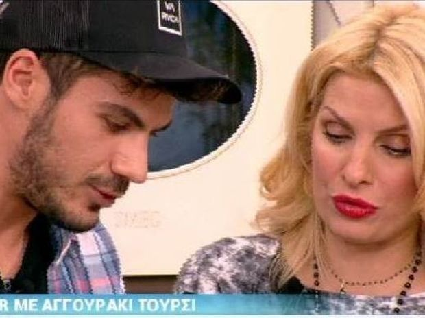 Η διαφωνία του Άκη με την Ελένη: «Δεν θέλω να σου την πω γιατί…»