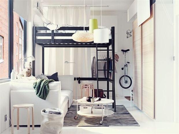 12 εκπληκτικά κρεβάτια για σπίτια με μικρό υπνοδωμάτιο