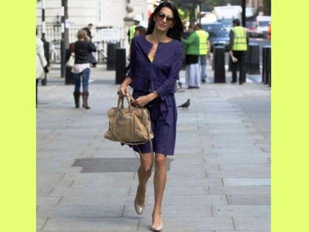 Amal γι' αυτό σε αγαπάμε: Η αποστομωτική της απάντηση σε δημοσιογράφο