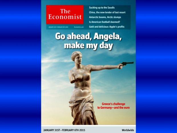 Αστρολογική επικαιρότητα 30/1: Το εξώφυλλο του The Economist αποτυπώνει τη μεγάλη πρόκληση του Τσίπρα