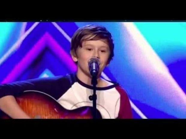 Αυτό το 14χρονο αγόρι έκανε όλη την αίθουσα να μείνει με ανοικτό το στόμα!