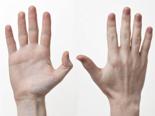 Τι δείχνουν τα χέρια μας για τον χαρακτήρα!
