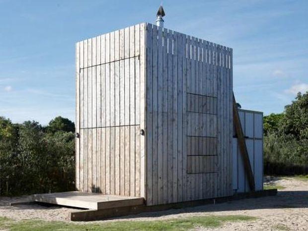 Αυτό το τεράστιο ξύλινο κουτί θα σας εντυπωσιάσει μόλις δείτε το εσωτερικό του
