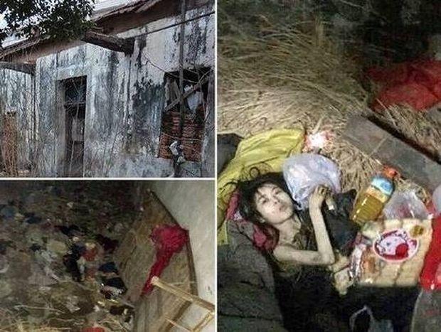 Το σπίτι της φρίκης: Την είχαν κλειδωμένη για 6 χρόνια οι γονείς της