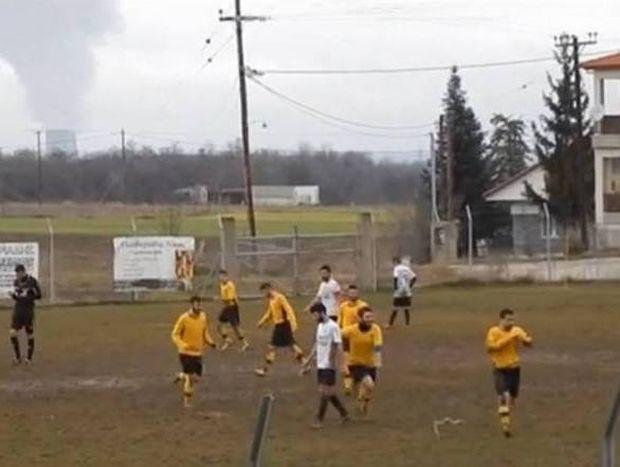 Τρομερό γκολ στην ΕΠΣ Κοζάνης (video)