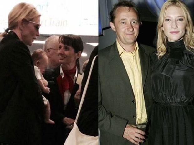 Cate Blanchett: Η ευτυχία της Ταύρου μεγαλώνει, υιοθετώντας ένα κοριτσάκι
