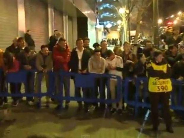 Ρεάλ:Τρελό γιουχάισμα κατά την αποχώρηση παικτών από το «Μπερναμπέου»(video)