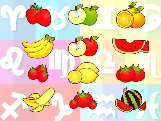 Ζώδια και φρούτα: Ποιο σε ωφελεί περισσότερο;