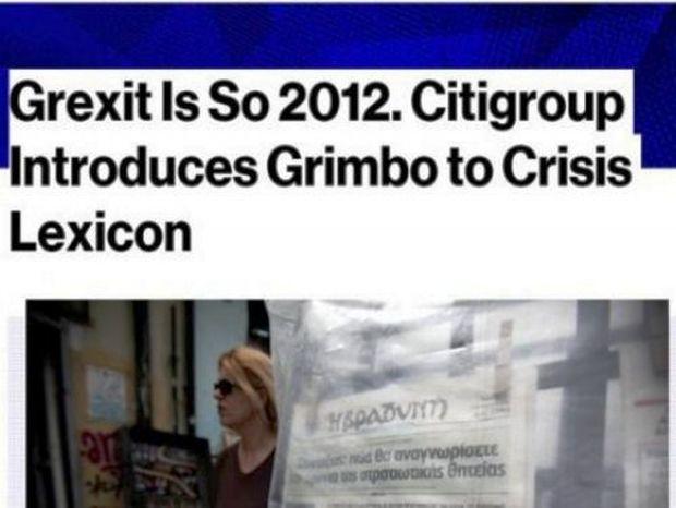 Αστρολογική επικαιρότητα 24/4: Γιατί μετά το Grexit, επινόησαν το Grimbo;