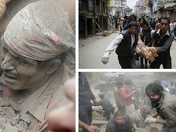 Νεπάλ: Η τραγωδία δεν έχει τέλος (photos & video)