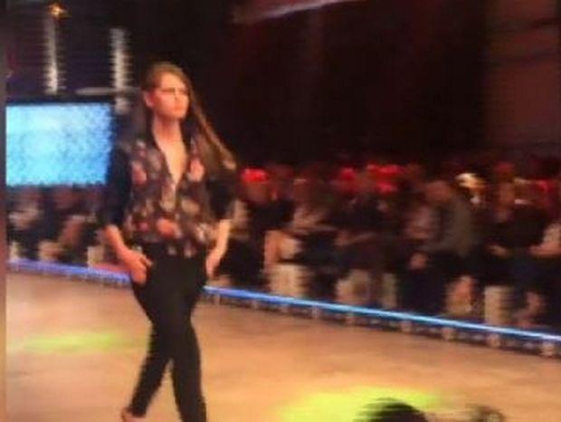 Madwalk 2015: Η κόρη Κωστόπουλου-Μπαλατσινού έκανε πασαρέλα και οι δηλώσεις της οικογένειάς της!