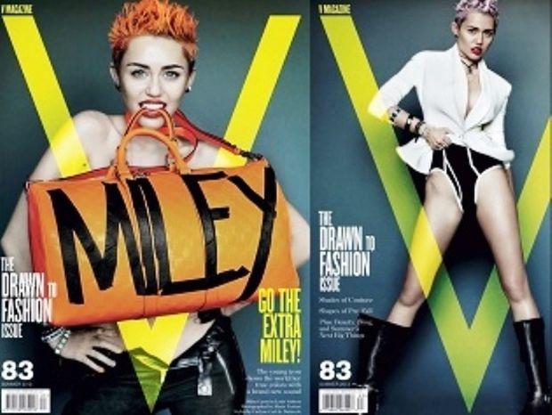 Miley Cyrus: Η μανία της Τοξοτίνας να προκαλεί