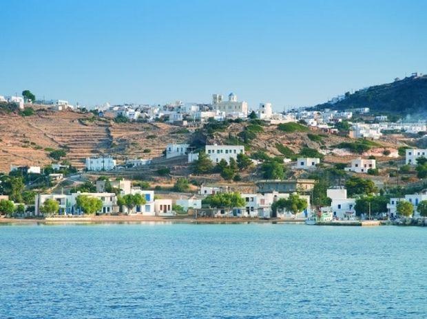 Κίμωλος: Ένα νησί… για κουρσάρους