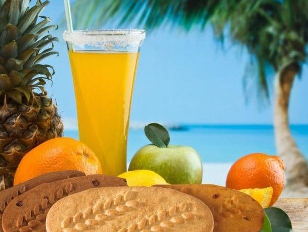 Υγιεινά σνακς για την παραλία