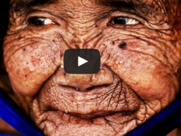 Ηλικιωμένη γυναίκα 100 ετών, γίνεται… 20 μέσα σε 3 λεπτά!!! (βίντεο)