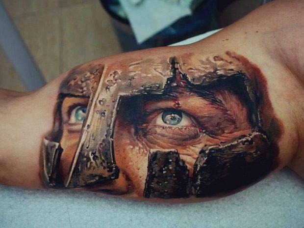 Αν σας αρέσουν τα τατουάζ πρέπει να δείτε τις παρακάτω φωτογραφίες!