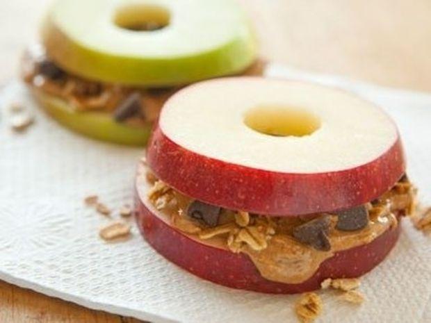 Έξυπνα και υγιεινά σνακ στο σπίτι για τα παιδιά!