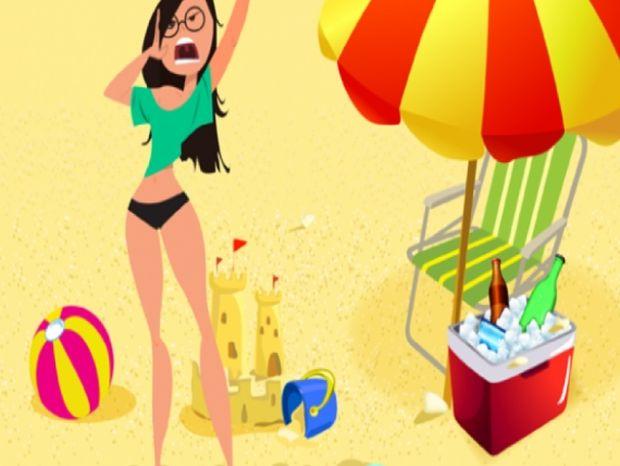10 τύποι ανθρώπων που μπορεί να σου χαλάσουν το καλοκαίρι