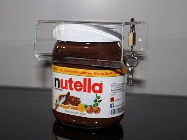 Kλείδωσε τη Nutella σου τώρα! Η πατέντα που ξεπούλησε στο internet