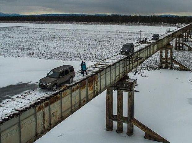Αυτή είναι η πιο τρομακτική γέφυρα στον κόσμο (photos)