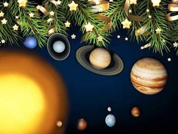 Πλανητικό σκηνικό Δεκεμβρίου 2015 - Η επιρροή και οι θέσεις των πλανητών