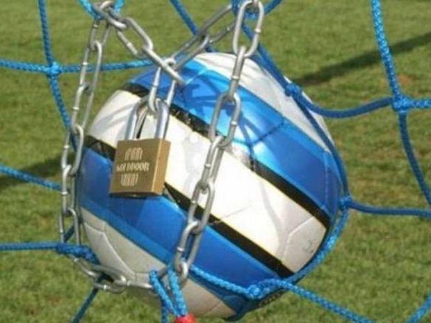Επ' αόριστον «λουκέτο» σε Super League-Football League!