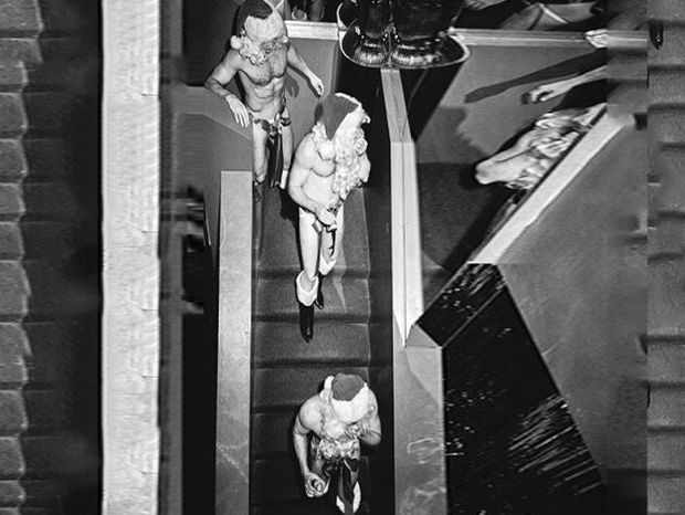 Πώς έκαναν Χριστούγεννα στο Studio 54: Τα όργια, οι διάσημοι, τα ναρκωτικά (pics)