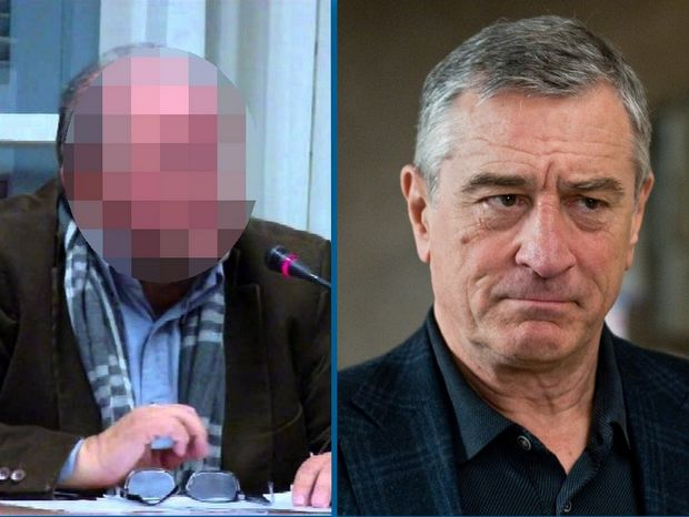 Δεν πάμε καλά! Ποιος βουλευτής του ΣΥΡΙΖΑ συστηνόταν ως… Ρόμπερτ Ντε Νίρο;