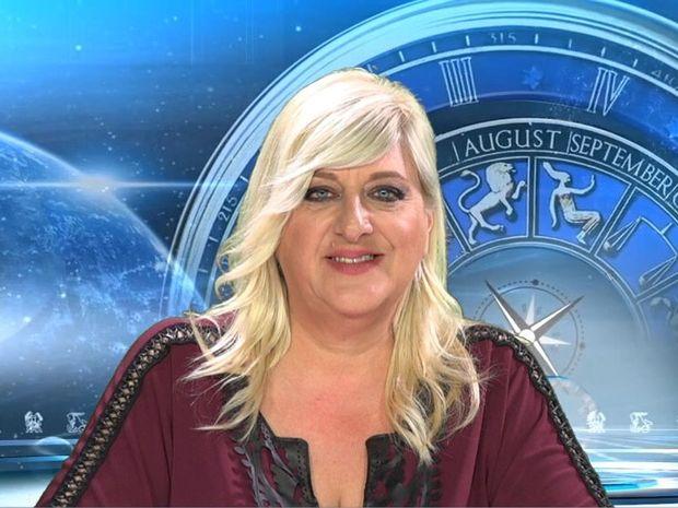 Οι προβλέψεις της εβδομάδας 17/4/16 - 23/4/16 σε video, από τη Μπέλλα Κυδωνάκη