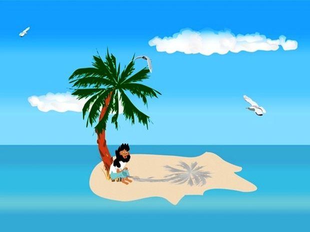 Σα ναυαγοί, σα Ροβινσώνες: Τι θα έκαναν τα ζώδια αν ναυαγούσαν σε ένα ερημικό νησί;