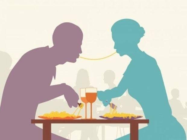 Πρώτο ραντεβού: Το μυστικό της επιτυχίας κρύβεται στο… φαγητό!