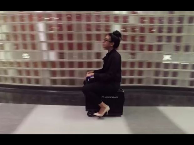 Η ηλεκτρική βαλίτσα είναι πλέον γεγονός! (video)