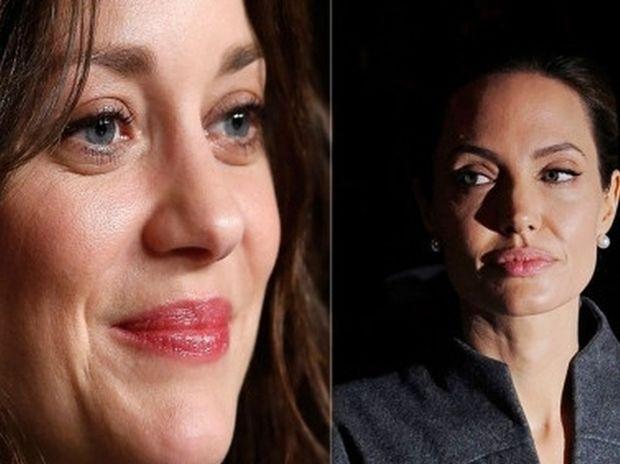 Η Jolie έκανε… «σκουπίδι» την Marion Cotillard!