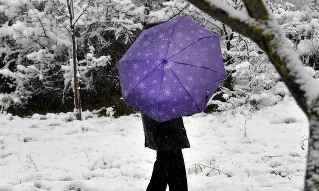 Καιρός – Έρχεται νέο κύμα κακοκαιρίας με χιόνια: Πού θα το «στρώσει»