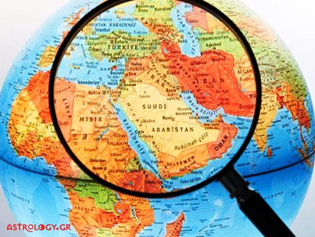 Το 2017 φέρνει μια νέα Μέση Ανατολή