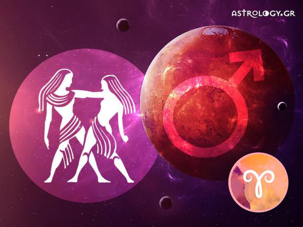 Ο Άρης στους Διδύμους: Προβλέψεις για τον Κριό
