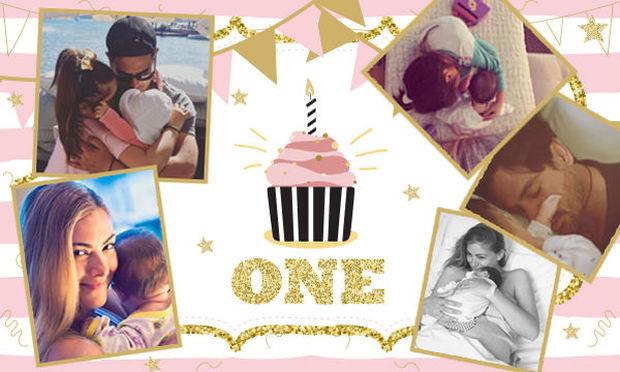 Despoina's little stories: «Χρόνια πολλά μωρό μου!»